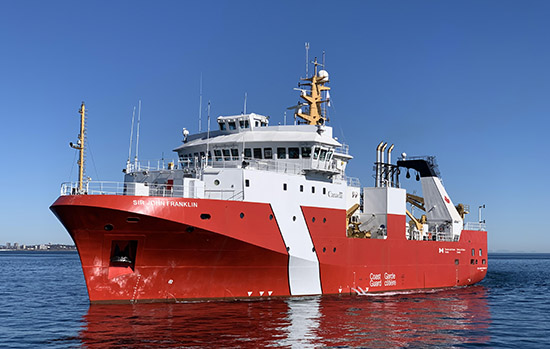 Offshore Fisheries Science Vessels Large Vessel Shipbuilding Projects Shipbuilding Projects To Equip The Royal Canadian Navy And The Canadian Coast Guard National Shipbuilding Strategy Sea Defence And