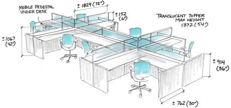Desk Dimensions Standard S And Design