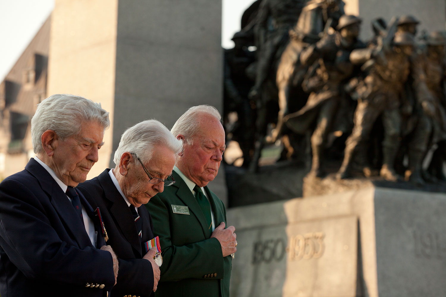 View enlarged image of the veterans