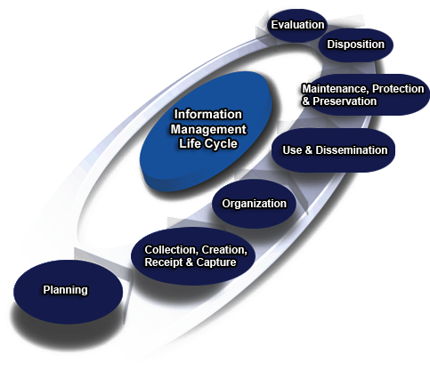 Im plan template business projects it enabled full version the following diagram illustrates 7 stages comprising the life cycle of information assets 1 plan pronofoot35fo Choice Image