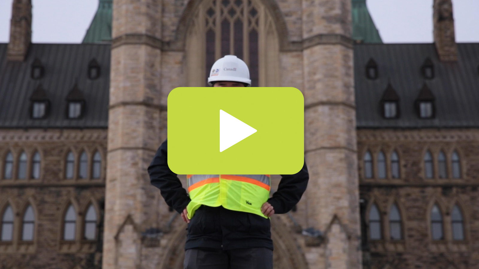 View the video: Meet the engineer in charge of Centre Block assessments