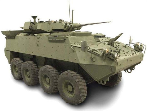 Light Armoured Vehicle III